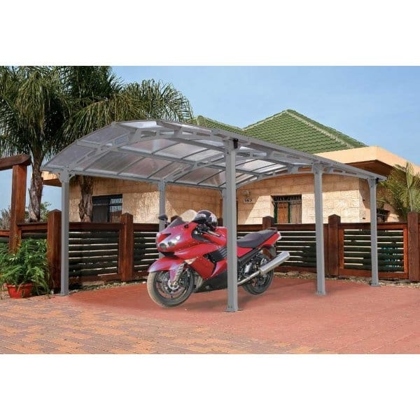 Palram Arcadia 5000 Carport Kit Available From Simply Log