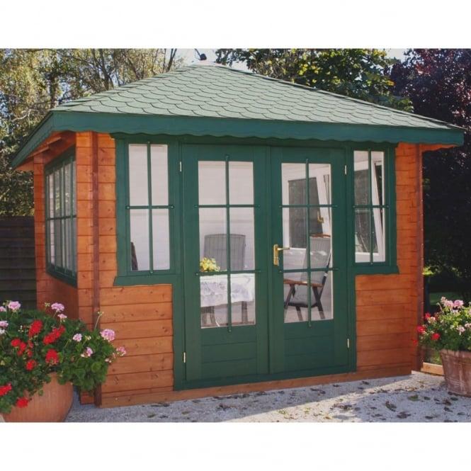 Bertsch Valencia 2 Pavilion Summer House