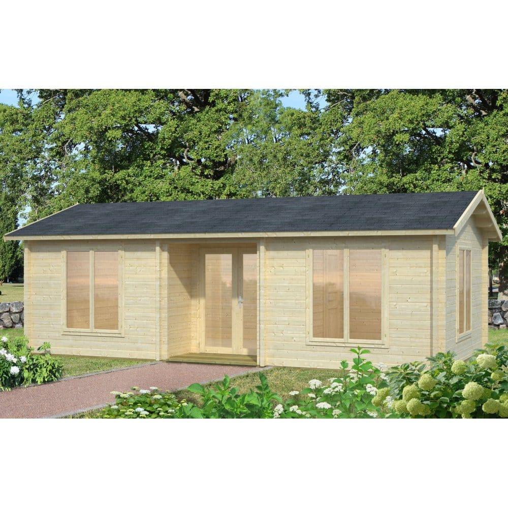 Gudrum Cottage Anne 26 8 Log Cabin