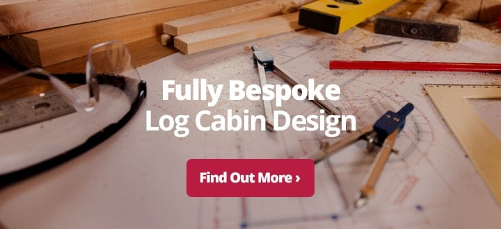 Fully Bespoke Log Cabin Design
