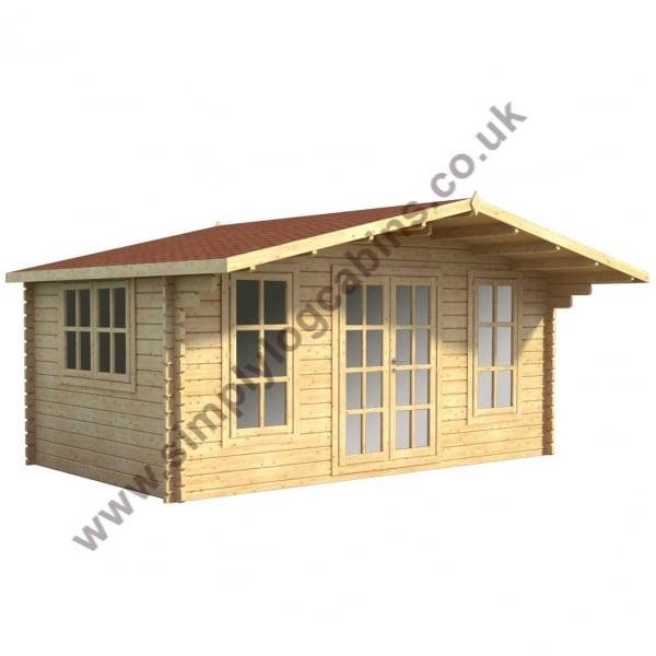Tiaga Filey Log Cabin