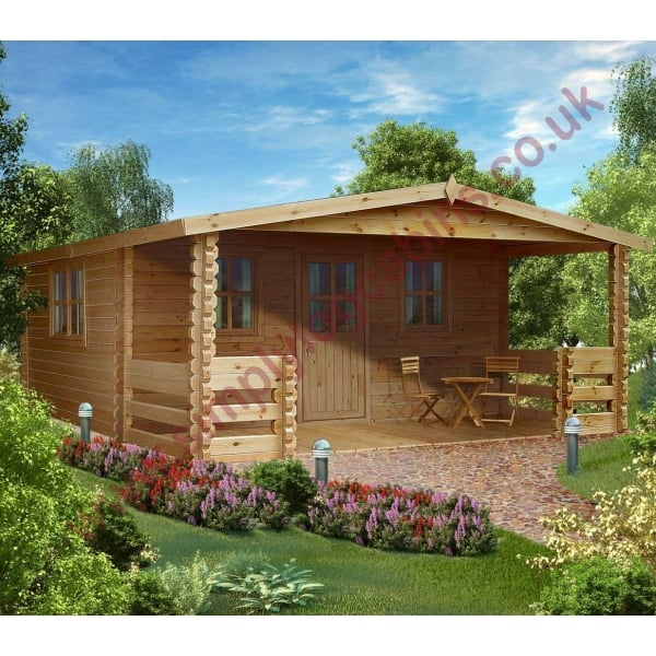 Gorton Log Cabin