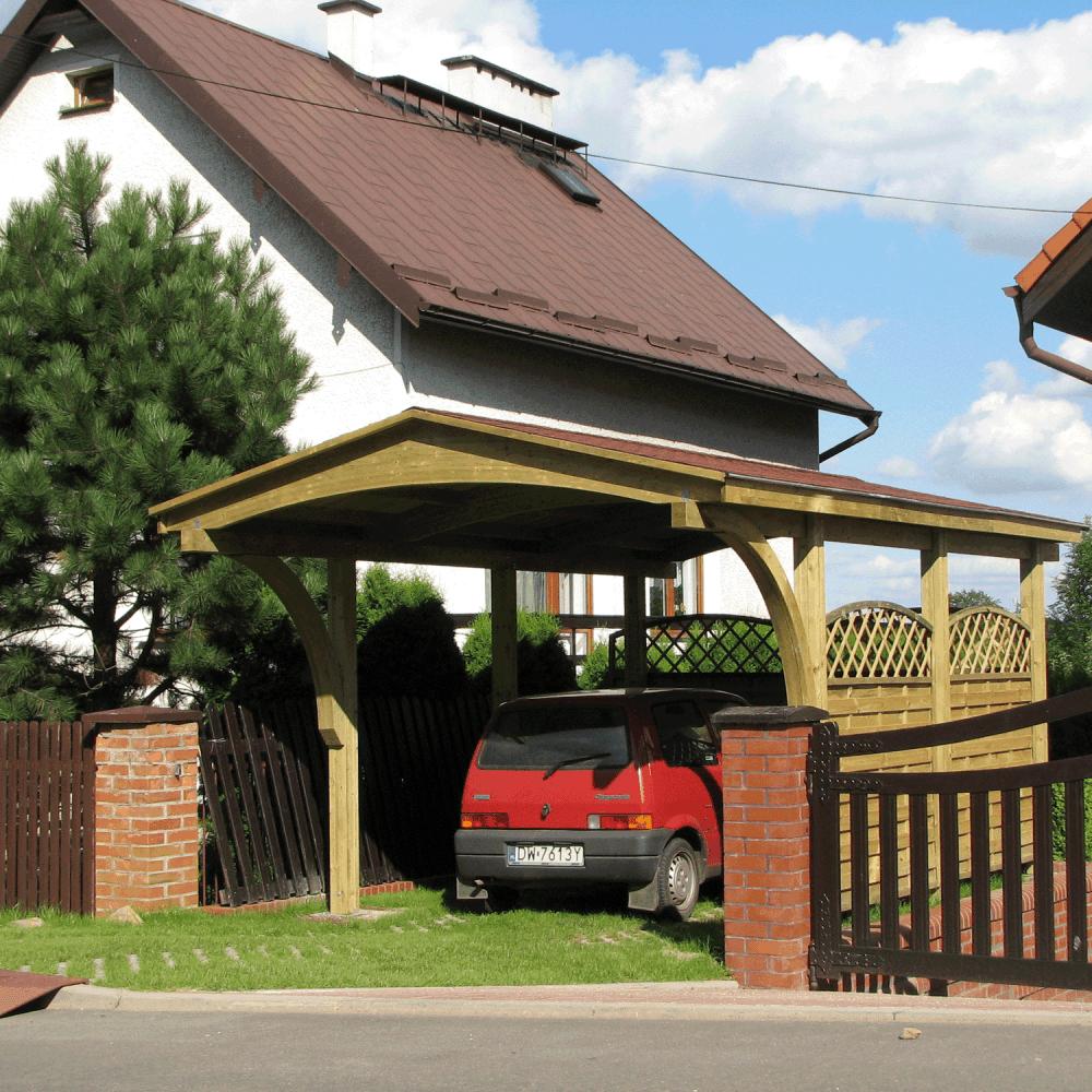 Jagram Nevada Single Carport