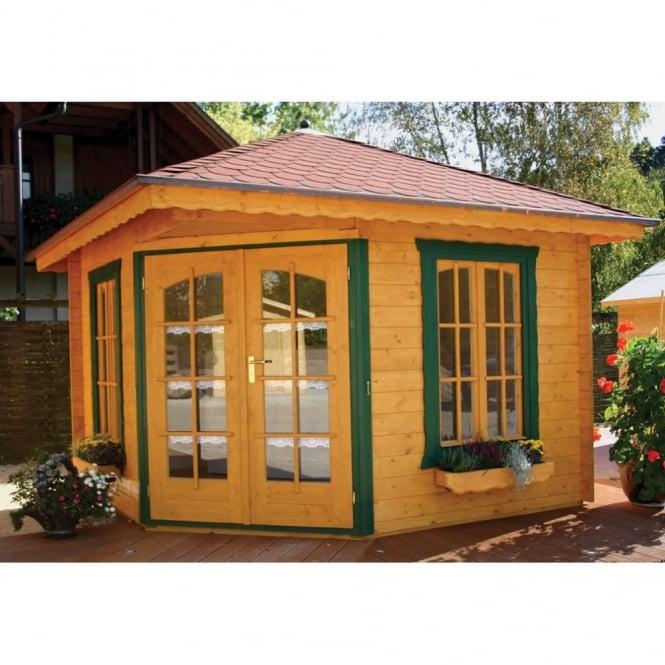 Panta 2 Corner Log Cabin