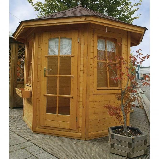 Avignon Pavilion: 6 Sides Summer House