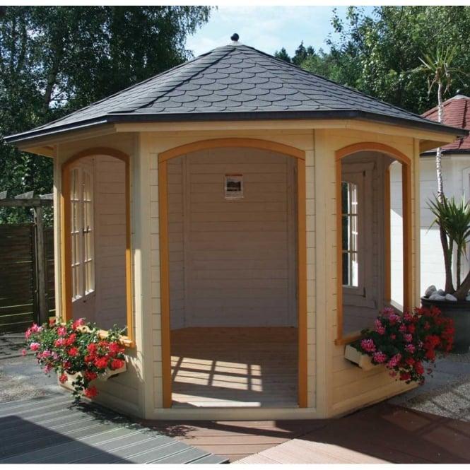 Brest Pavilion 8 Sides Summer House