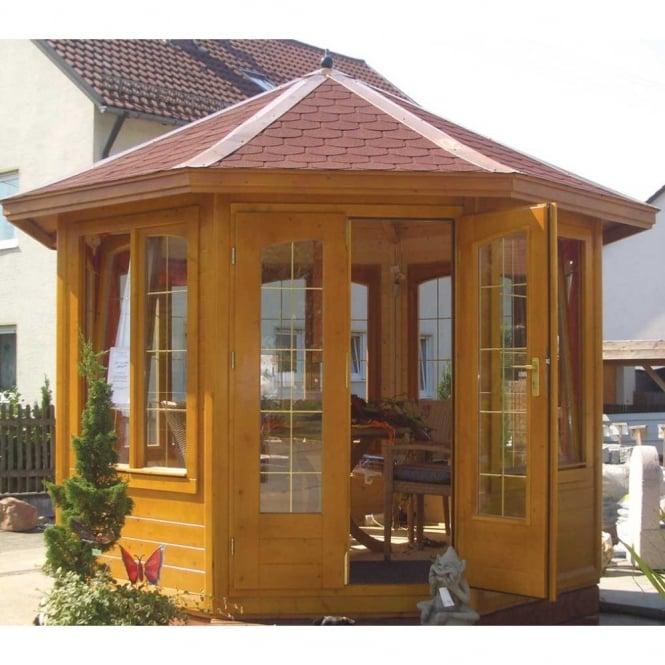 Caen Pavilion 8 Sides Summer House