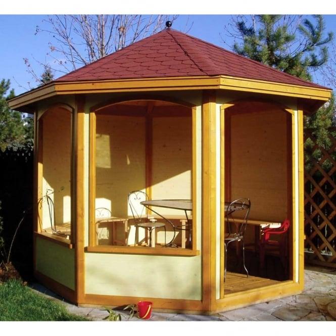 Lyon Octagonal Pavilion Gazebo