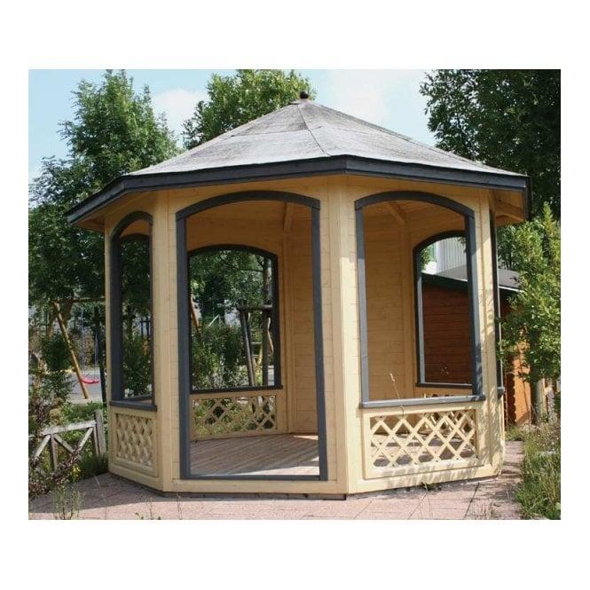Rugen Octagonal Pavilion Gazebo