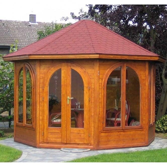 Valence Octagonal Pavilion Summerhouse