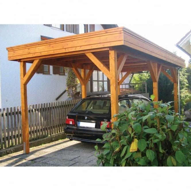 Carport 300cm x 600cm