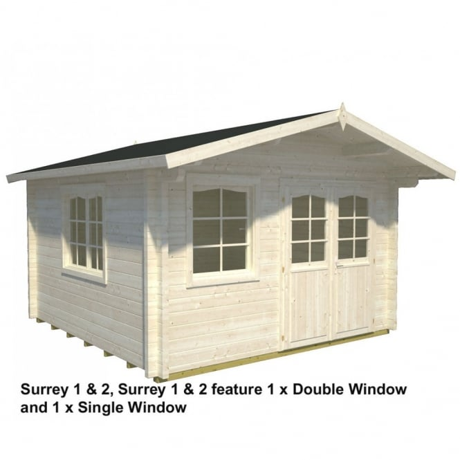 Gudrum Surrey (Three Sizes) 3.8 x 3.8 / 4.7 x 3.8 / 4.7 x 4.7