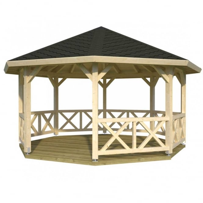 Gudrum Betty 18.0m/sq Gazebo