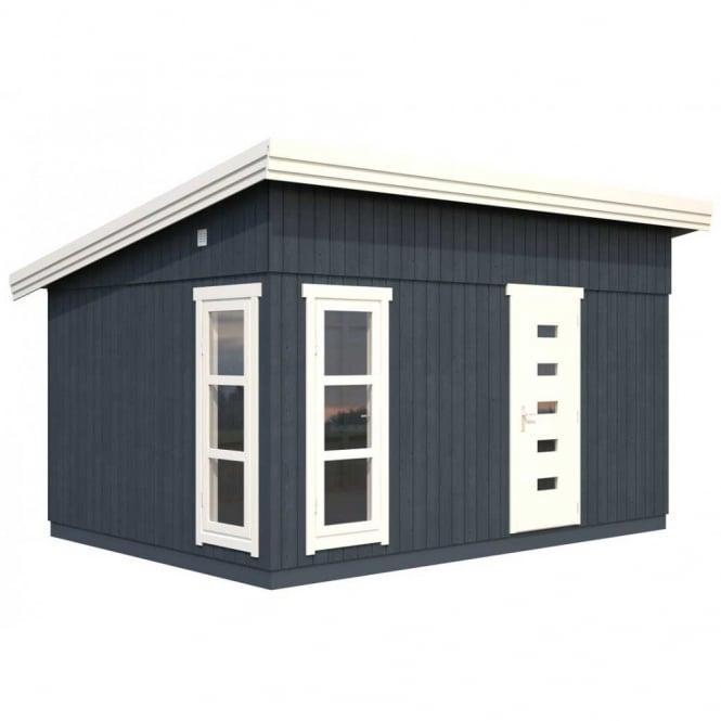 Etta Garden Office: 4.5m x 3.3m