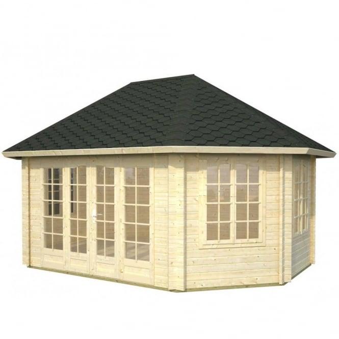 Lisette 20.3m/sq Summerhouse