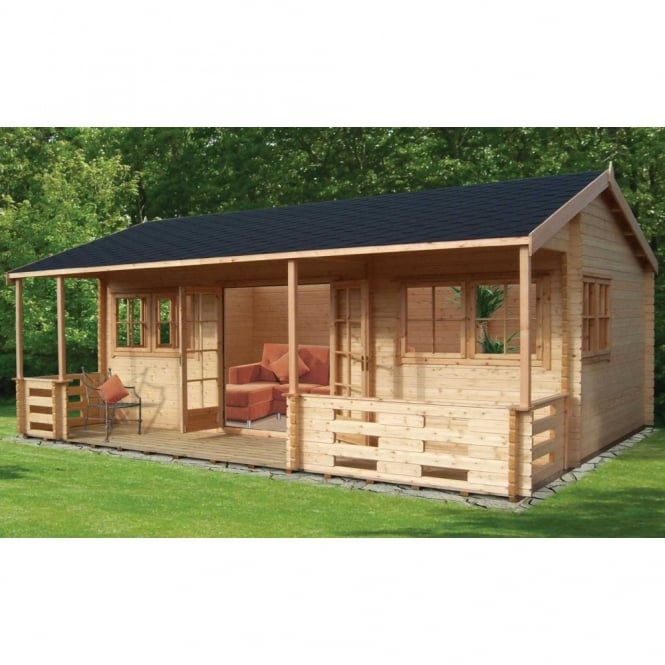 Shire Kingswood 5.39m x 6.0m