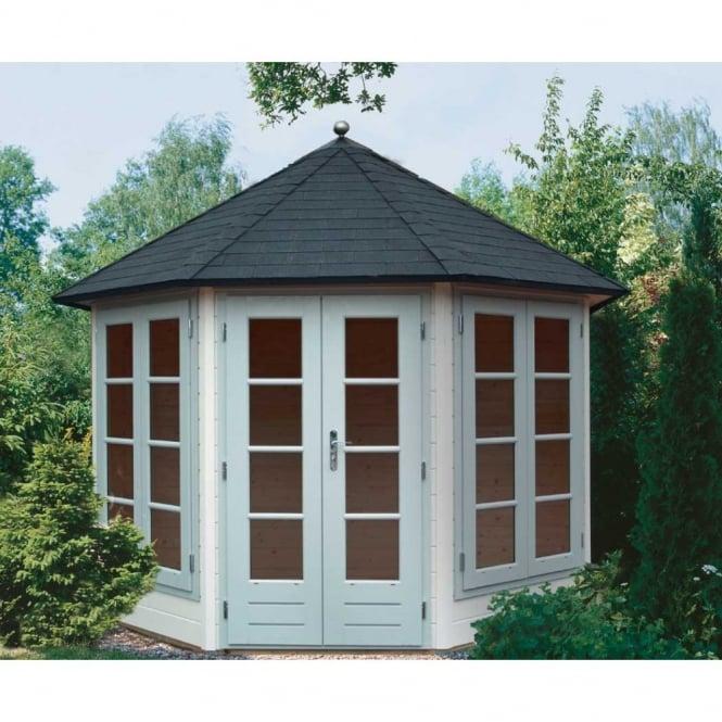 Prima Avant-garde Octagonal Summer House 300cm Dia