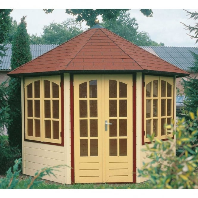 Lugarde Prima Donna Octagonal Summer House 300cm Dia