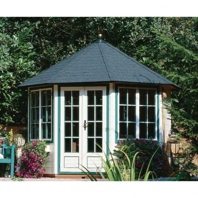 Prima Louisa Octagonal Summer House 300cm Dia