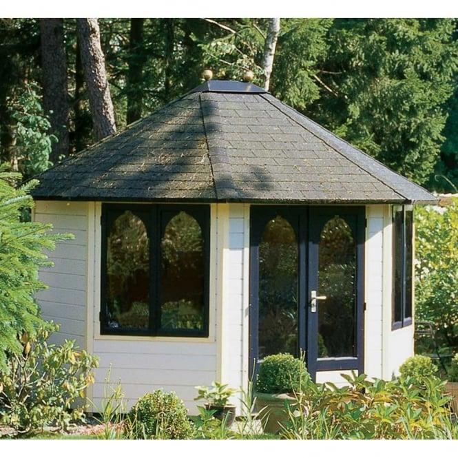 Prima Jasmijn Summer House Pavilion 3.5m x 3.0m Extended Octagon