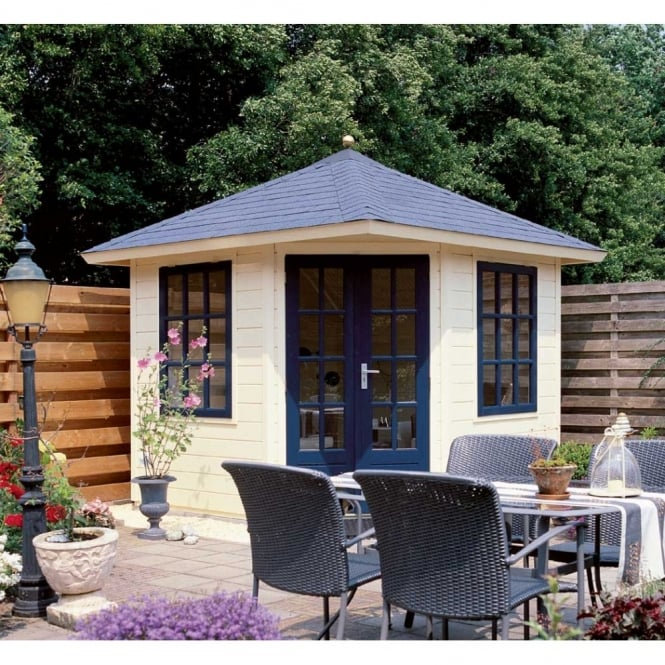 Lugarde Prima 5th Avenue Summer House 240cm x 240cm Penatgonal