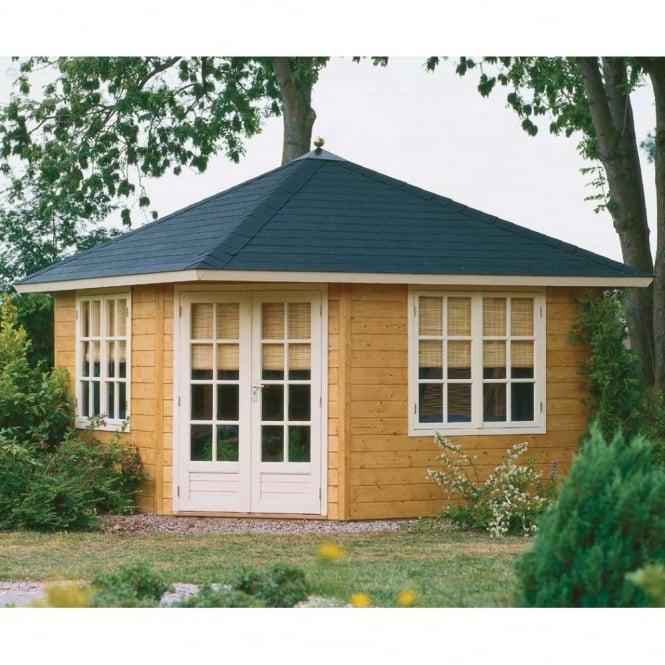 Prima 5th Avenue Summer House 360cm x 360cm CLASSIC Penatgonal