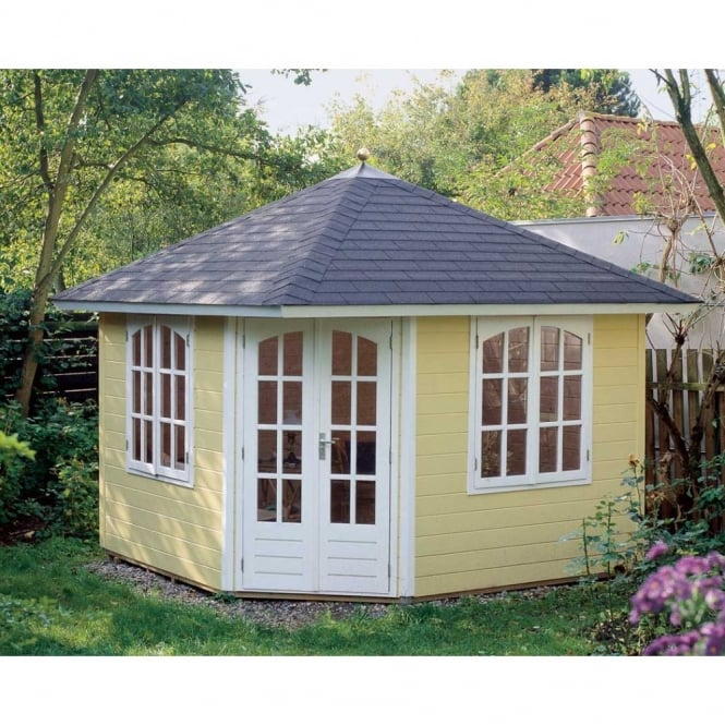 Lugarde Prima 5th Avenue Summer House 300cm x 300cm ORIGINAL Penatgonal