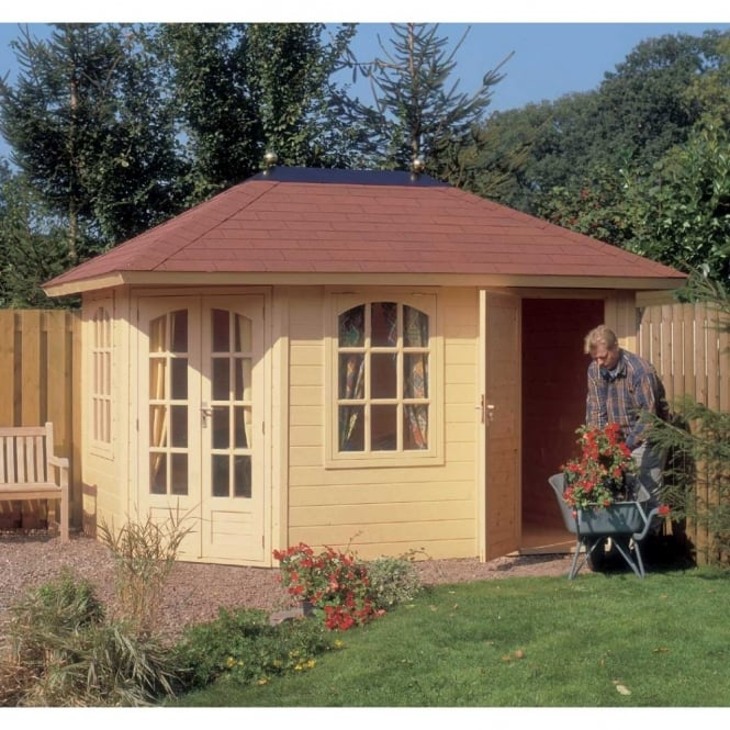 Lugarde Prima 5th Avenue Duo Maxi CLASSIC Summer House 240cm x 360cm Penatgonal