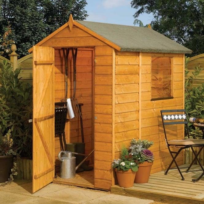 Rowlinson Shiplap Modular Garden Shed