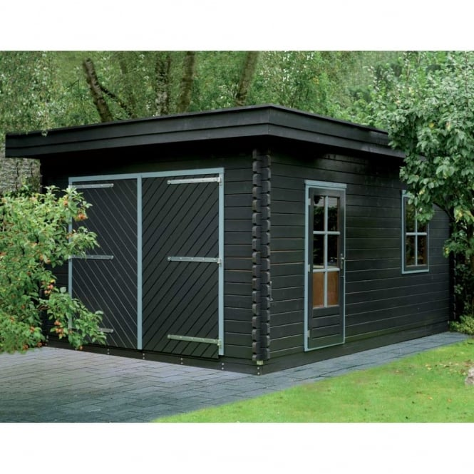 Lugarde Devon Garage 3.5m x 5.0m
