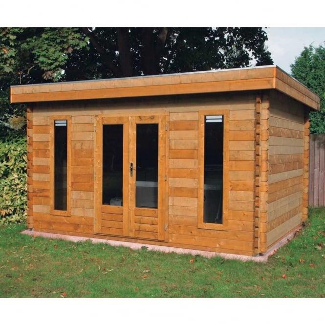 Helsinki Log Cabin 4.0m x 2.5m