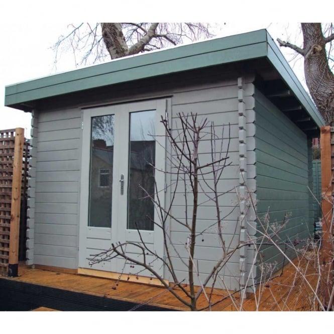 Laren Log Cabin 3.5m x 3.5m