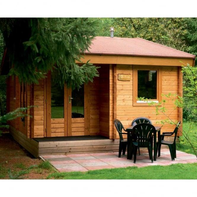 Florence Log Cabin 6.0m x 4.0m