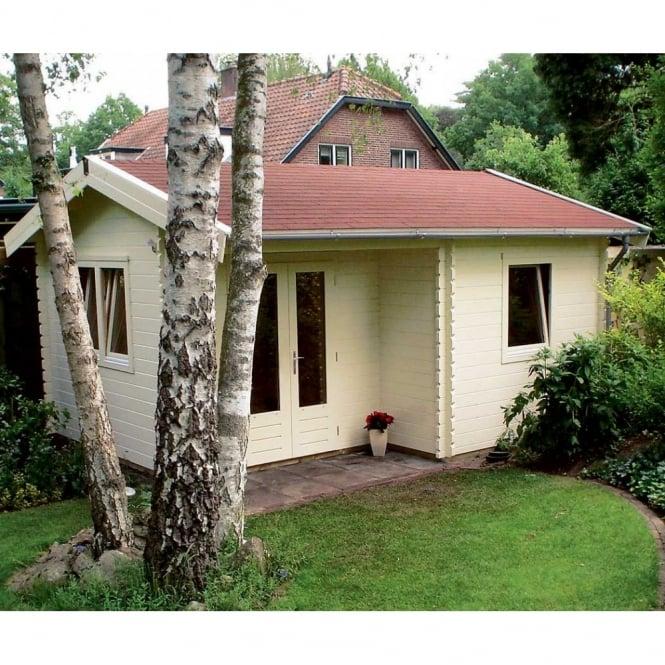 Ruben Log Cabin 4.0m x 5.0m