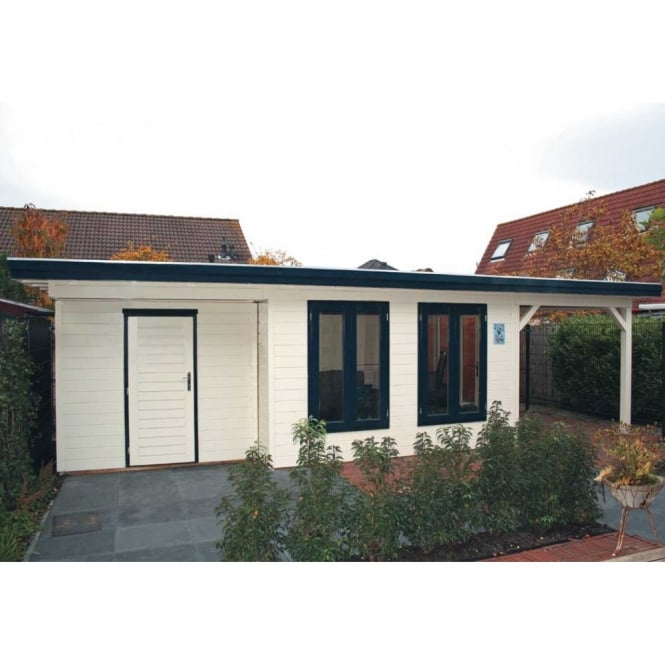 Prima Jennifer Summer House 3.0m x 6.0m