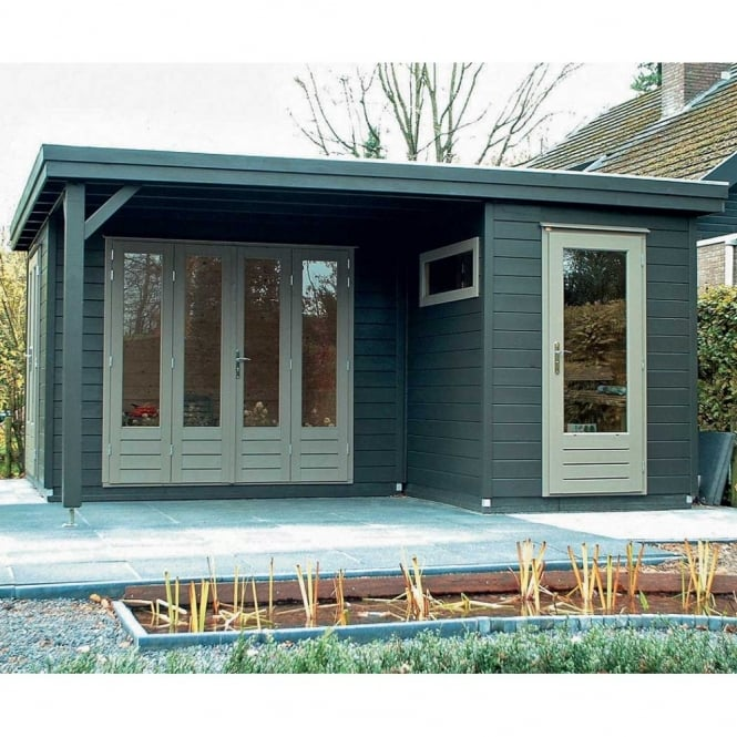 Lugarde Prima Linda Summer House 4.8m x 4.8m