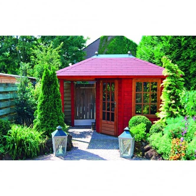 Prima Sandra Summer House 2.4m x 3.6m