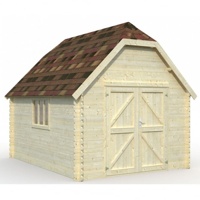 Whitewood Cottage: TWO SIZES - 2.1m x 3.0m & 3m x 3.9m