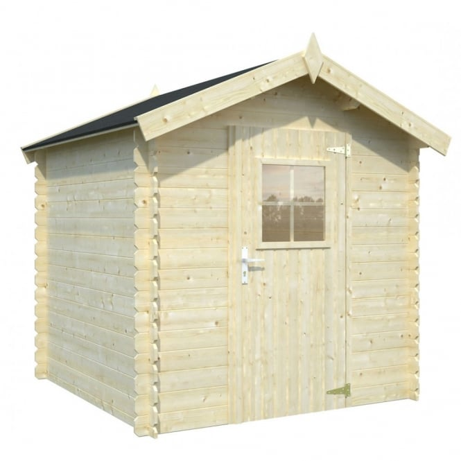 Whitewood Lily Garden Shed 1.8m x 1.8m