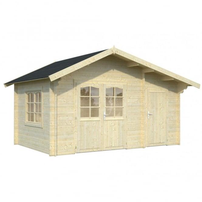 Whitewood Hunsruck Cabin: 4.4m x 2.95m