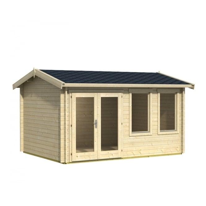 Leyton Log Cabin