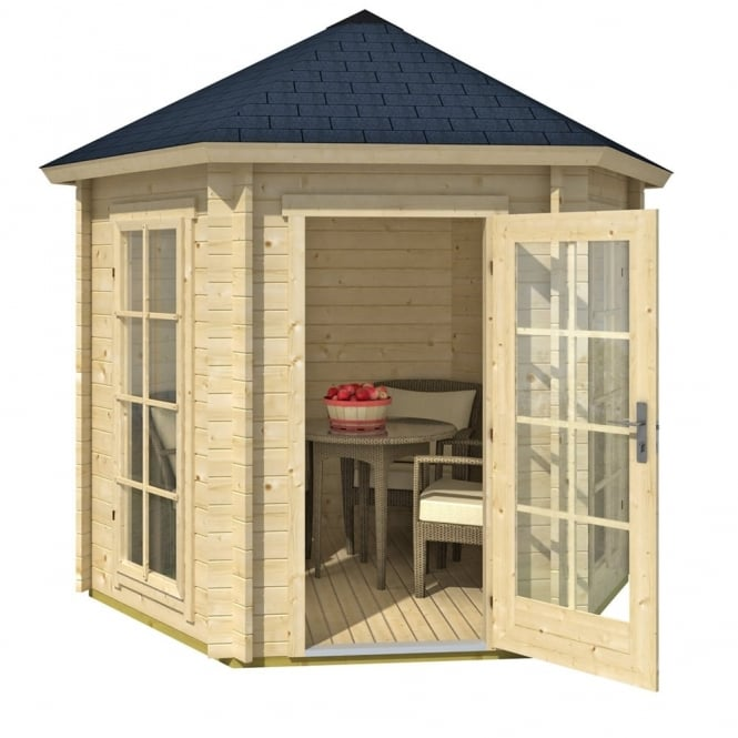 Cromford Log Cabin