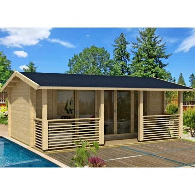 Appleton Log Cabin