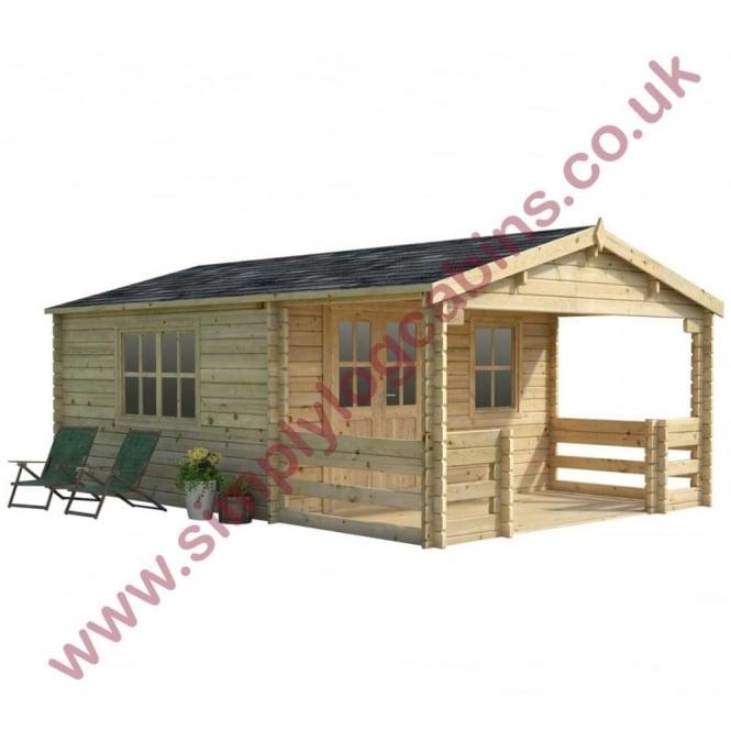 Muston Log Cabin