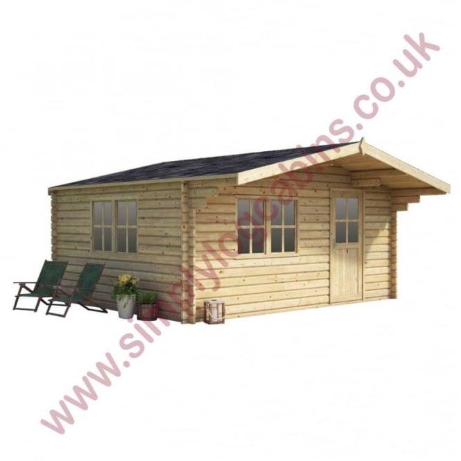 Hunmanby Log Cabin