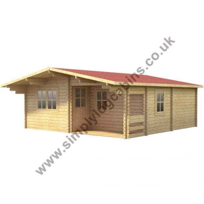 Keys Log Cabin