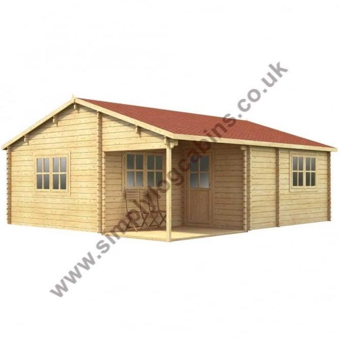 Butford Log Cabin