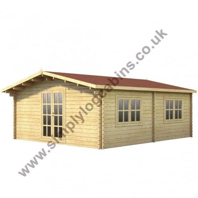 Anston Log Cabin