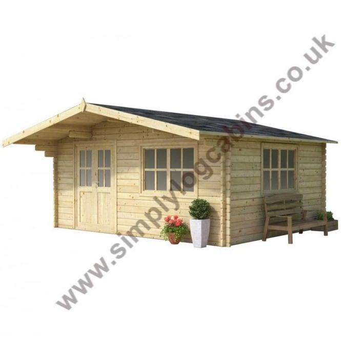 Balderton Log Cabin