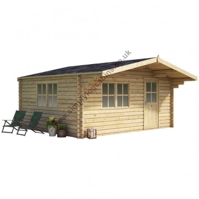 Heswell Log Cabin